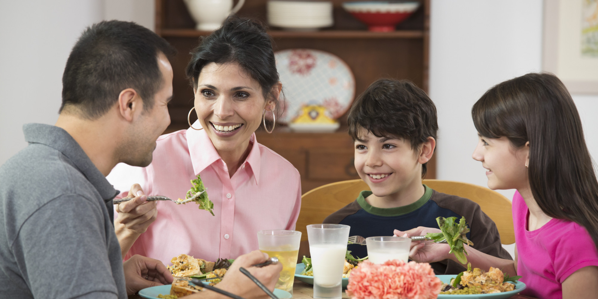 Family traditions: why dinner is so important