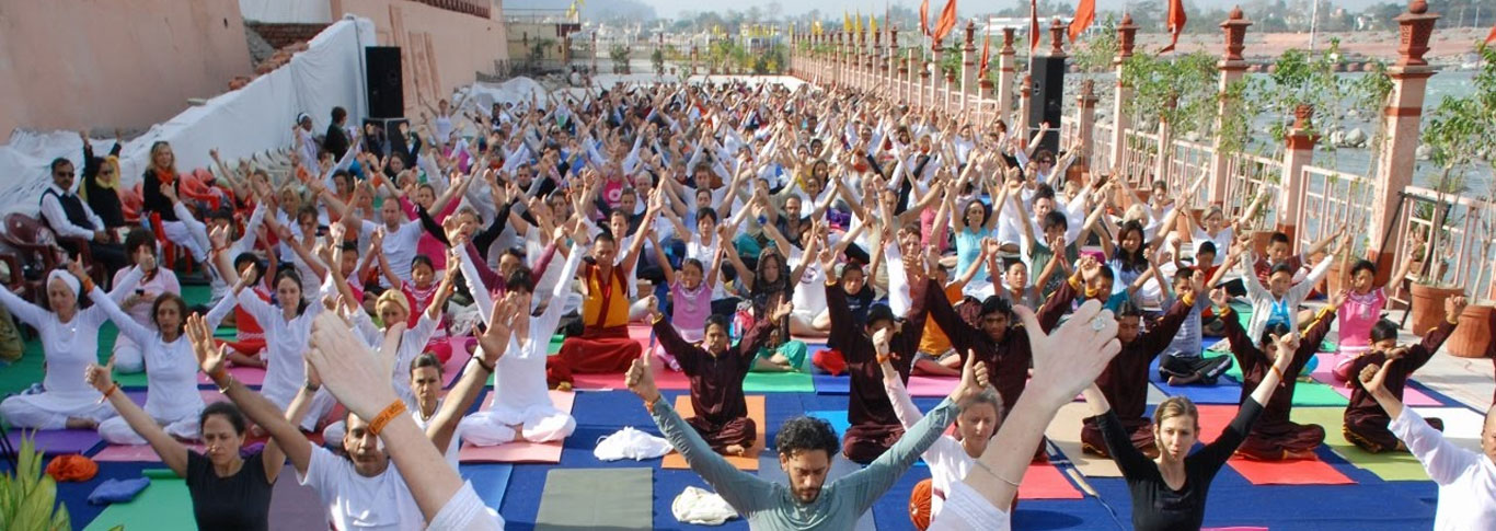 international rishikesh yoga festival 2019