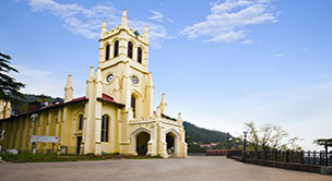 mussoorie-christ-church