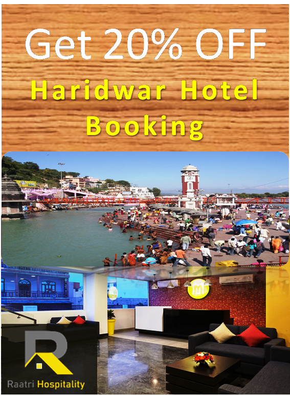 Book Haridwar Hotels